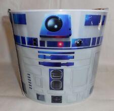 Star Wars R2-D2 R2D2 Limited Edition Popcorn Bucket 360 Screen Print NEW