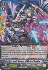 Cardfight!! Vanguard Lady Keeper of Virtual Reality - G-TD05/011EN - TD NM