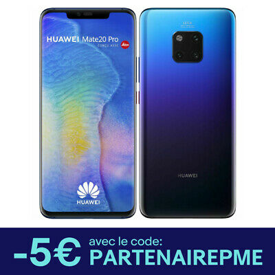 HUAWEI Mate 20 Pro 128Go Twilight Reconditionné Comme neuf