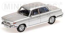 BMW 2000 A Limousine Neue Klasse Typ 121 1966-72 1:43 silber silver metallic