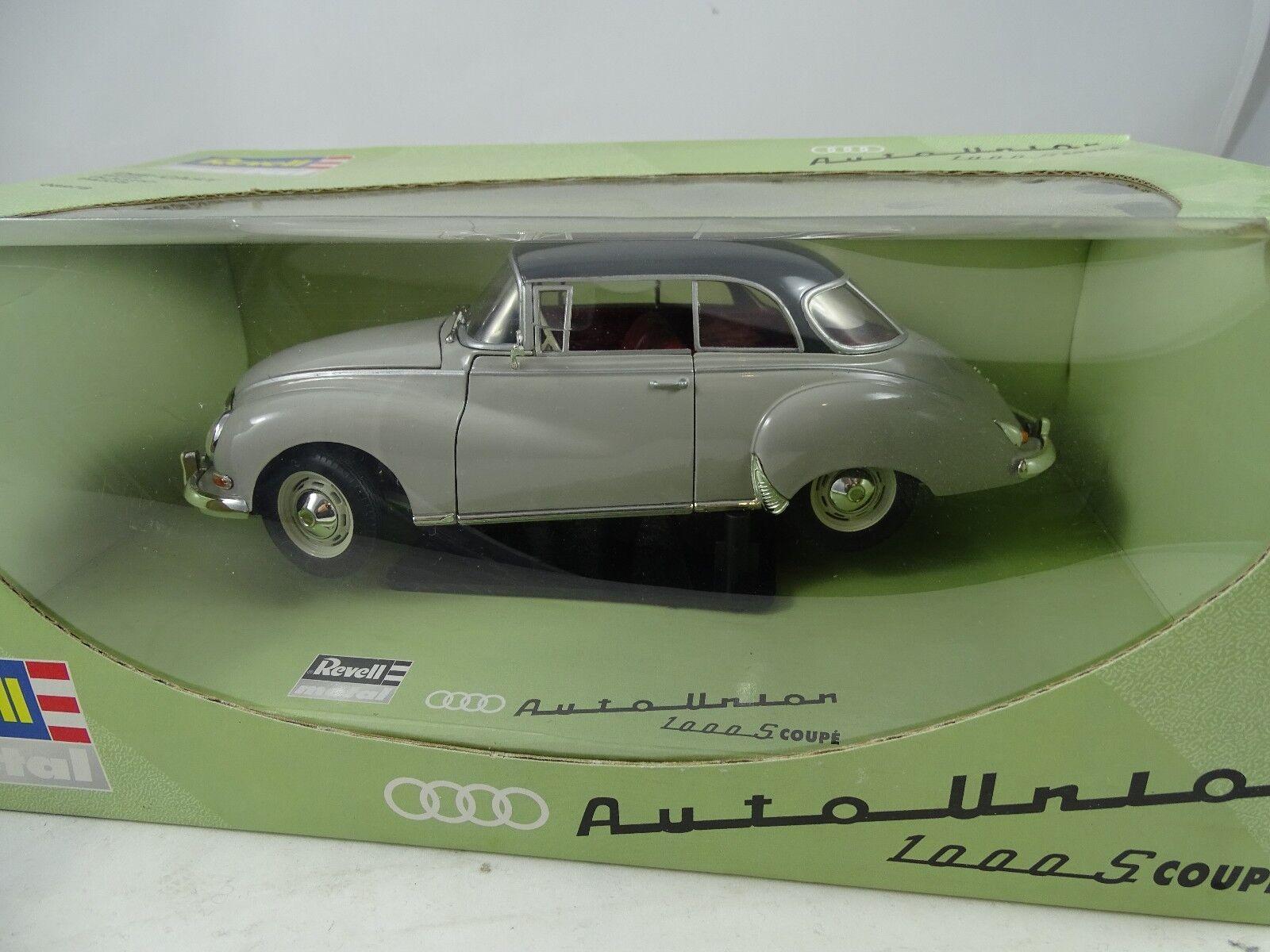 1 18 Revell Auto Union 1000 5 Coupe Cream Rarity §