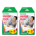 40 Prints Fujifilm Instax Mini 25 50s 7s 8 70 90 Polaroid 300 Instant Film FRESH