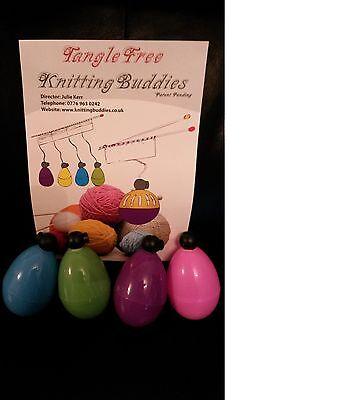 Knitting Accessories - KNITTING BUDDIES! WOOL DISPENSERS