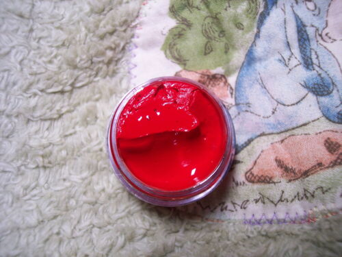 ~*GeNeSiS HeAt SeT PaiNtS ReD SmaLL*~ REBORN DOLL SUPPLIES