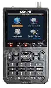 SATLINK-WS-6908-DVB-S-Zoom-BlindScan-FTA-TFT-8-9cm-Sat-Messgeraet-Satfinder