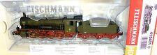 G 8 1 Schlepptender Dampflok KPEV Ep I Fleischmann 415401 H0 1:87 OVP #LH3 µ