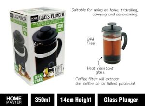 Glass-Plunger-French-Press-Coffee-Tea-Maker-Filter-350ml