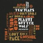 Peanut Butter Wolf Presents Stones Throw Ten Years 0659457214227 CD