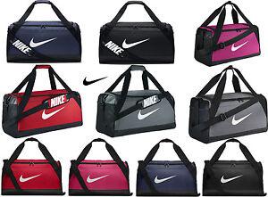 Caricamento dell immagine in corso Palestra-Nike -Brasilia-TEAM-SPORTS-FOOTBALL-Duffle-Borsone- 773869e1b17f