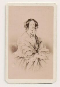 Vintage-CDV-Helene-of-Mecklenburg-Schwerin-Duchess-of-Orleans