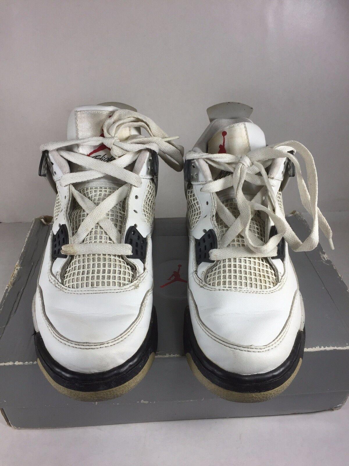 1999 Nike Air Jordan 4 Retro