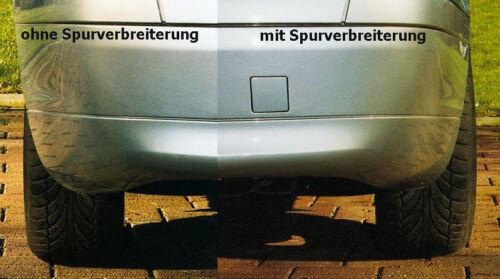 H/&R ABE Spurverbreiterungen schwarz 30mm Mercedes E-Klasse W213, R1ES,R1EC