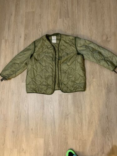 Vintage Military Liner Jackets
