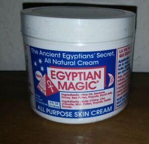 Egyptian-Magic-All-Purpose-Skin-Cream-118ml-4oz-Sealed-expires-8-2022-natural