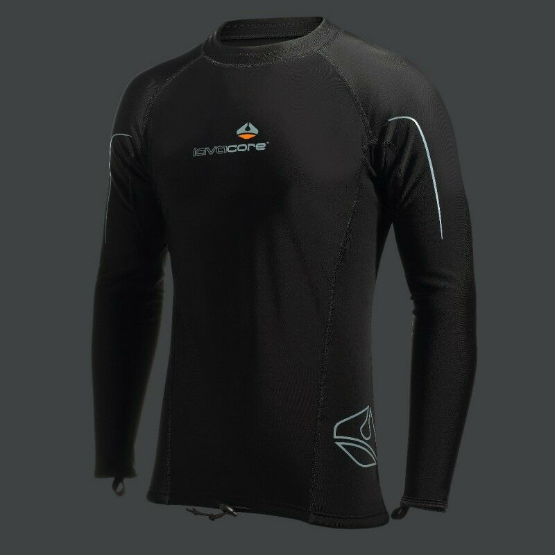 Lavacore Long Sleeve Shirt Men - Innovative Functional Clothing for Water Sports
