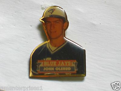 Vintage John Olerud Baseball Spieler Pin-flagge,toronto Blau Jays Pin-flagge Spezieller Sommer Sale Baseball & Softball