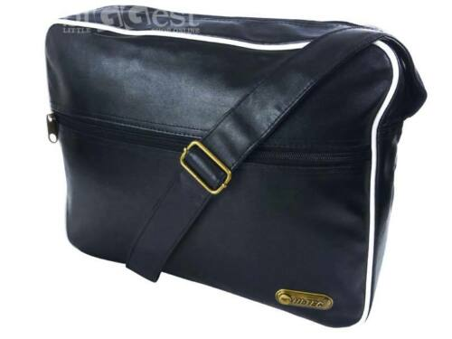 Hi-TEC ORIGINALS HOLDALL Messenger Shoulder Bag School Cabin Size Travel Retro