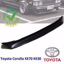 JDM Toyota Corolla KE70 KE30 TE71 Front Bumper Chin Spoiler Lip Air Dam Spoilers