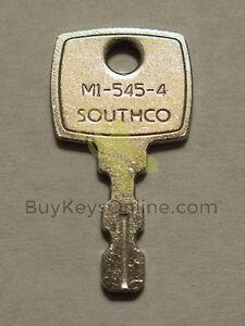 Southco-M1-545-4-key-for-push-locks-compression-locks-RVs-NEW-FAST-SHIPPING