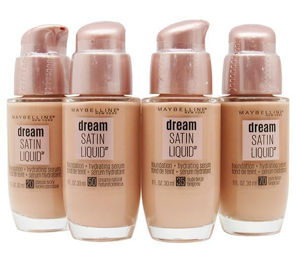 Maybelline Liquid Mousse Foundation Nude Beige (1 fl oz