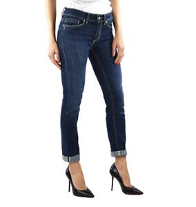 Dondup-Jeans-Donna-Mod-MONROE-DS112D-P58-Nuovo-e-Originale-SALDI