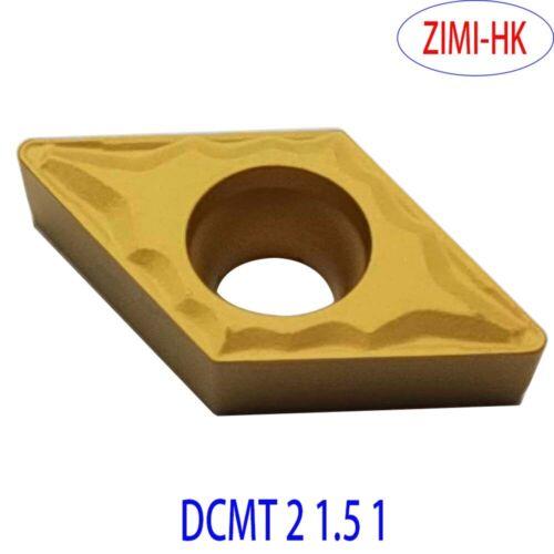50pcs DCMT070204 HMP NC3020 DCMT 21.51 Turning tool inserts cnc machine tool