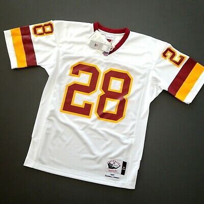 100% Authentic Darrell Green Mitchell Ness 91 Redskins Jersey Size 40 M Mens   eBay