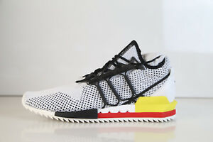 more photos 9eab2 2415a Image is loading Adidas-Y-3-Yohji-Yamamoto-Harigane-White-Black-