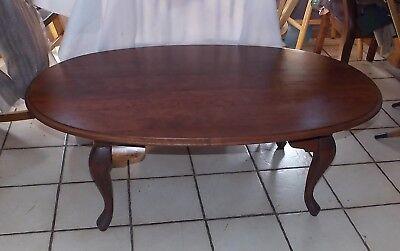 Oval Chery Coffee Table By Kincaid Ct191 Ebay