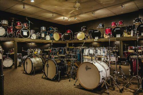 Drum set tuning Tune-Bot GIG Tuner Overtone Labs Tune Bot New