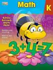 Math Workbook, Grade K by Brighter Child (Paperback / softback, 2015)