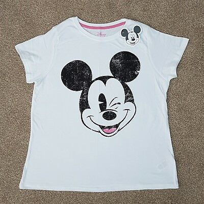 BNWT PRIMARK MICKEY MINNIE MOUSE T SHIRT TOP TEE SHORTS  Brand New