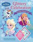 Disney Frozen Glittering Sticker Dress Up by Parragon (Paperback, 2015)
