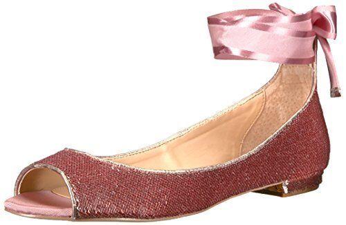 Jewel Badgley Badgley Jewel Mischka Donna Lorde Ballet Flat- Select SZ/Color. 8efc53