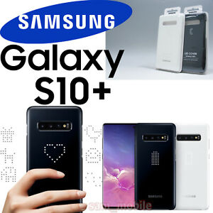 Official-SAMSUNG-genuine-LED-BACK-Cover-case-EF-KG975-for-Galaxy-S10