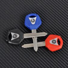 3 pcs colors Blank  Ignition Key blade uncut motorcycle Key for YAMAHA