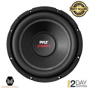 Details about Subwoofer Car Audio Sub Dual 4 Ohm 8 Inch 800 Watt Bass  Woofer Music System Best