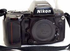 Nikon N90 AF 35mm SLR Film Camera Body Only - works good