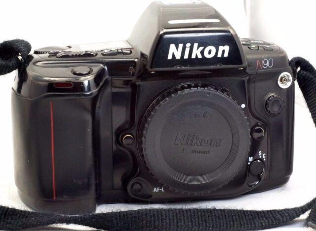 Nikon N90 Af 35mm Slr Film Camera Body Only Ebay