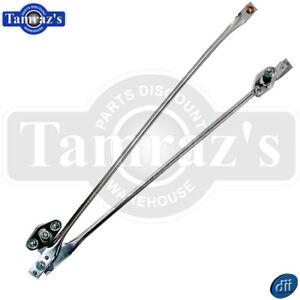 66-67-for-GM-A-Body-Cowl-Wiper-Motor-Transmission-Link-Linkage-Arm-Dynacorn