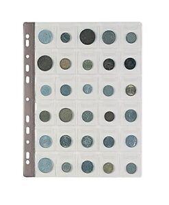 Favorit 100500067 Busta Porta Monete con 30 Tasche Formato 4X4,5 con (P2o)