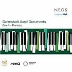 Darmstadt Aural Documents, Box 4: Pianists (2016)