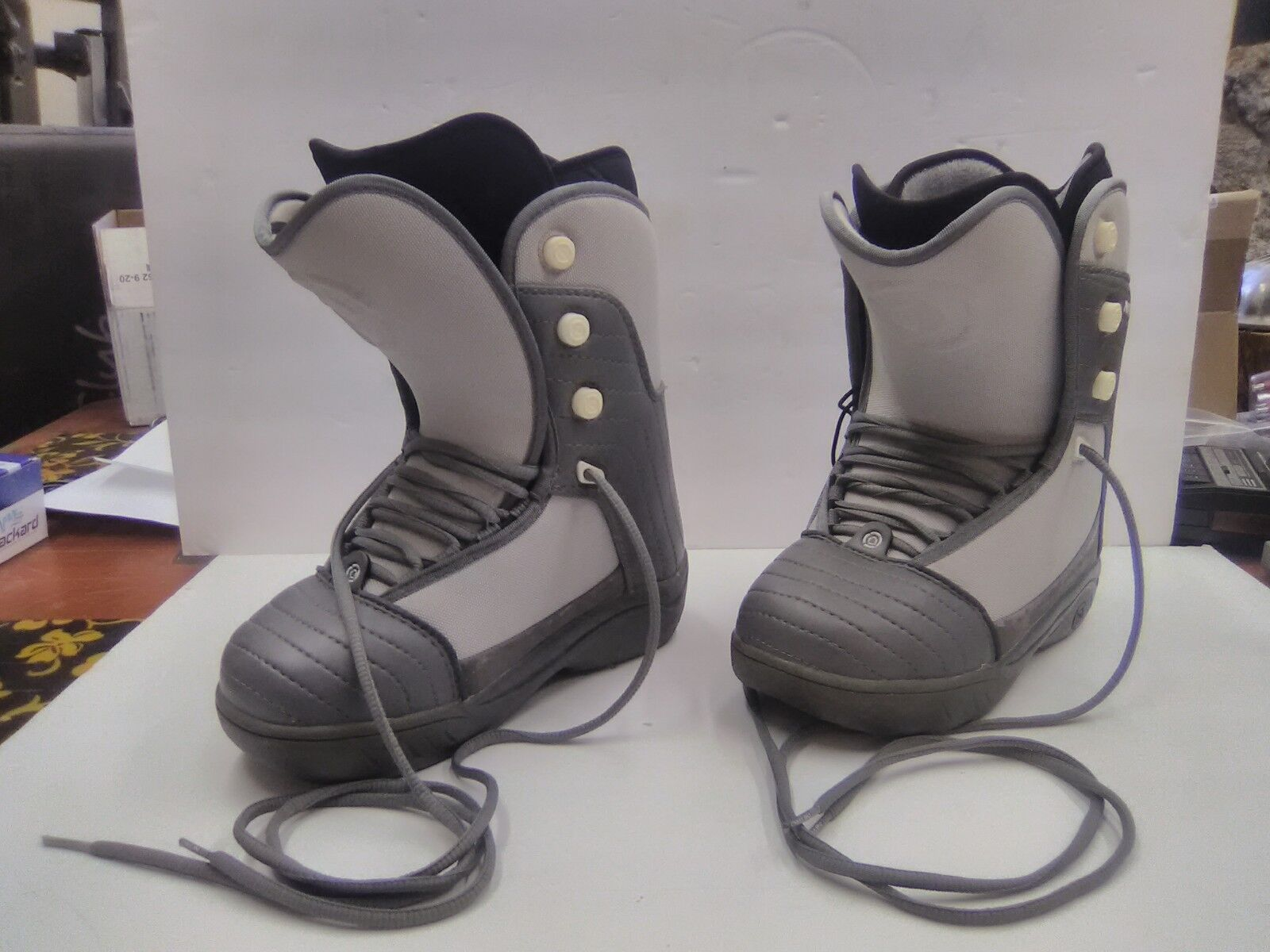 Nitro Tangent Womens Snow Board  Boots Size 9 1 2  free delivery and returns
