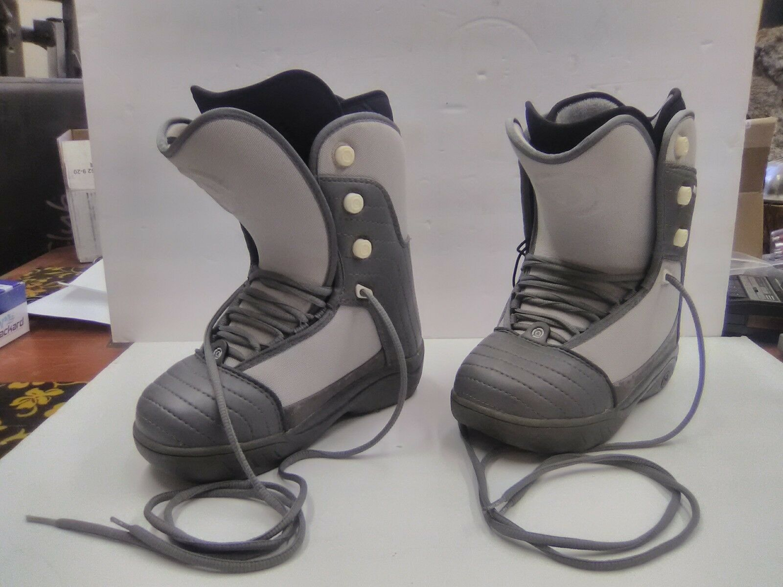 Nitro Tangent Womens Snow Board Boots Size 9 1 2