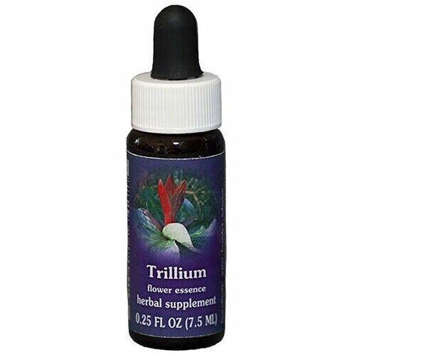 Trillium Contagocce 7.5ml da Flower Essence Services - fiori californiani