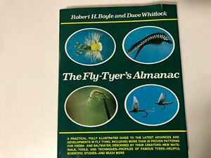 The-Fly-Tyer-039-s-Almanac-1975-Boyle-and-Whitlock-guide-to-fly-tying