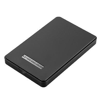 USB2.0 SATA 2.5″External HDD Hard Disk Drive Enclosure Case Laptop Computer Blk