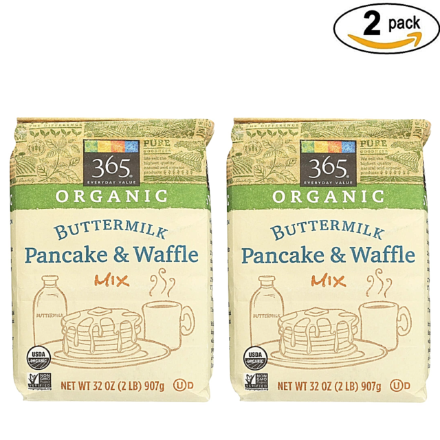 Stonewall Kitchen Buttermilk Pancake Waffle Mix 2 Pack 16 Ounces For Sale Online Ebay
