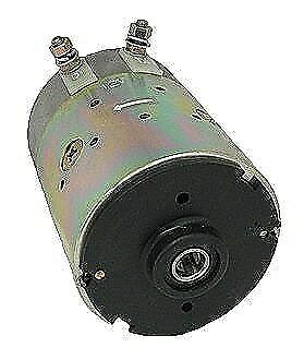 "New Meyer Snow Plow Motor CCW 3/"" 12V M0551046A MM48826 430-21000 MGL4105 5200"
