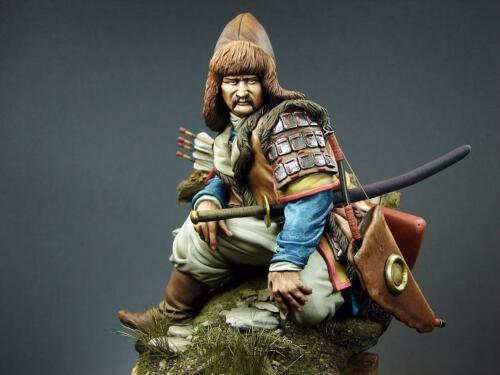 Seated Mongol 150mm